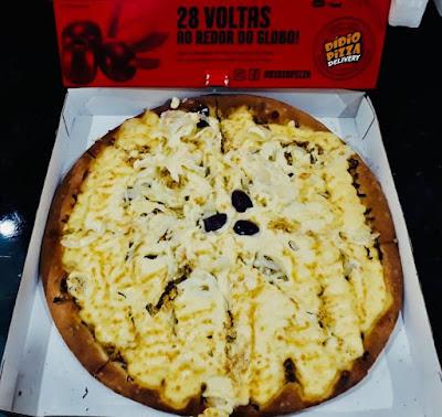 Dídio Pizza Lemon Pepper Smart business