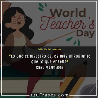fondo maestra dando clases