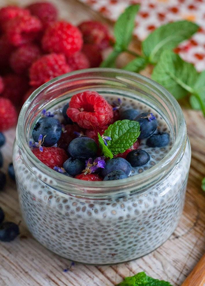 Właściwości nasion chia. Jak je spożywać?