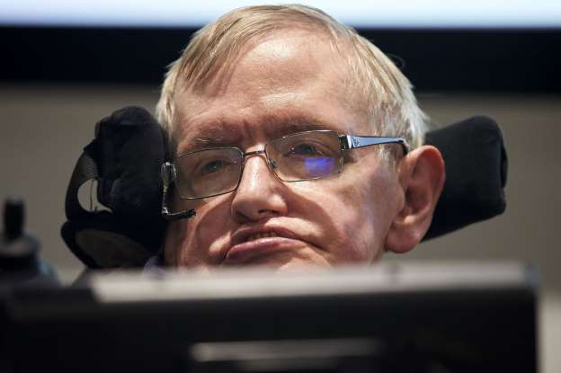 Stephen Hawking: Humans have 100 years to find a new planet