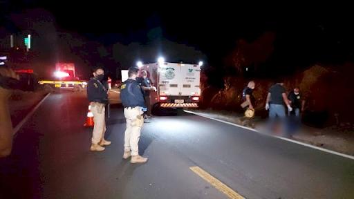 Mossoró registra acidente com vítima fatal na BR-405