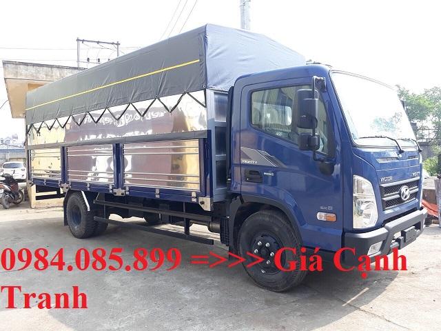 Bán xe tải Hyundai EX8 tại Hưng Yên