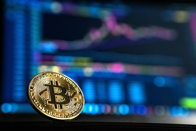 Bitcoin:Photo by André François McKenzie on Unsplash