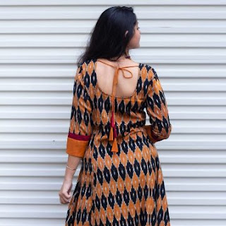 salwar suit neck design for ladies