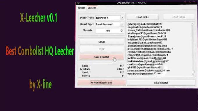 X-Leecher v0.1 by X-line