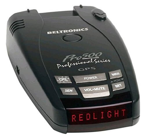Why Choose a Built In Radar Detector?