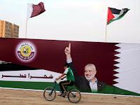 Luar Biasa, Uang Qatar Tidak Habis-Habis Bantu Gaza