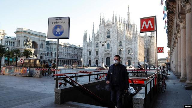 MUNDO: Italia reabrirá escuelas y museos cerrados por coronavirus.