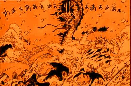manga one piece chapter 990