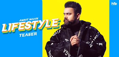 LifeStyle Lyrics by Amrit Maan and Gurlej Akhtar download free