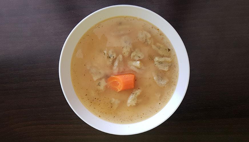 recept goveja juha