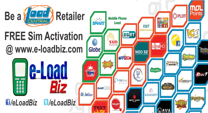 Be a LoadCentral Retailer! Loadcentral Free Retailer Activation