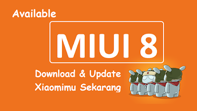 Download Update Terbaru MIUI 8 Dengan User Interface Segar - Bagian 1