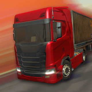 لعبة سائق شاحنة يورو 2018 مهكرة جاهزة مجانا، التهكير مال غير محدود
