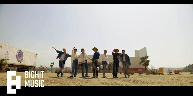 Lirik lagu BTS Permission to Dance dan terjemahan