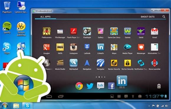 4 Emulator Untuk Android Terbaik dan Ringan
