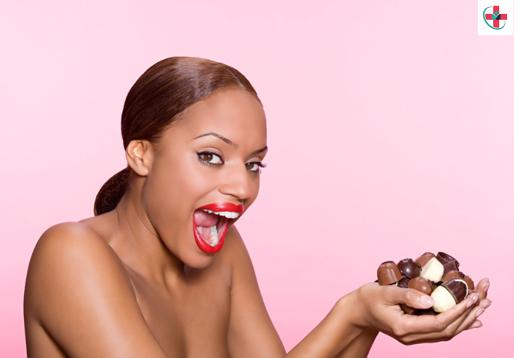 Women should be enjoying chocolate more than they know