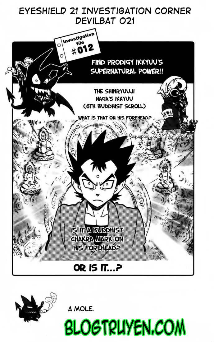 Eyeshield 21 chapter 75 trang 19