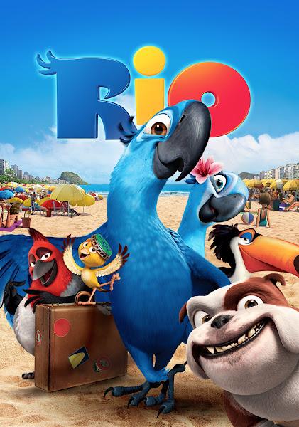 Rio Hindi Dubbed 2011 Full Movie Dual Audio 720p