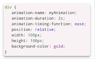 CSS3 Animation Timing Function