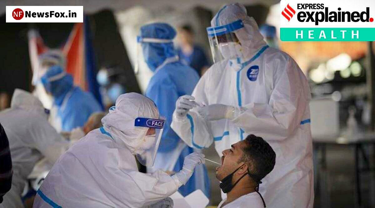 Mumbai live: मुंबई में आज 1 दिन में 2000 से ज्यादा कोरोना के मरीज आए कुल मरीजों की संख्या 3,43,947 पहुंची