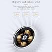 Quạt Mini Cầm Tay Baseus USB 3 Tốc Độ Sử Dụng Nguồn Máy Tính/Pin Dự Phòng 1500mAh