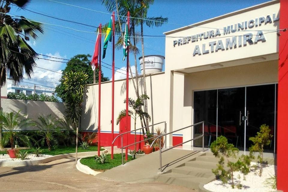 Prefeitura de Altamira é alvo de operação da PF por  licitações superfaturadas