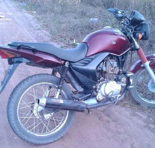 PM em Ação: Mais Uma Moto Roubada é Recuperada em Anapurus