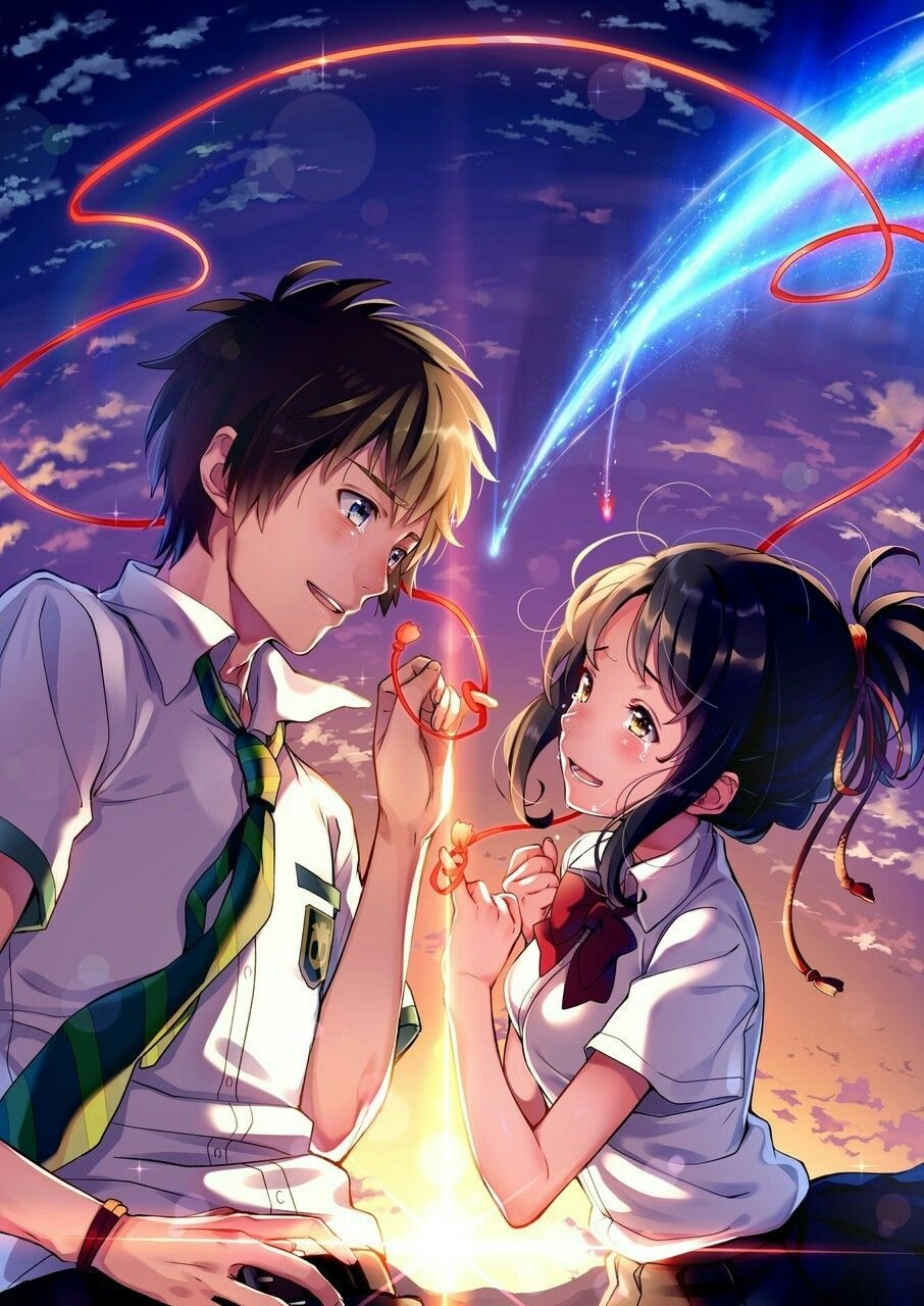 Gambar romantis android anime