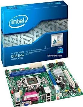 Intel-Dh61ww-Drivers-Win-10