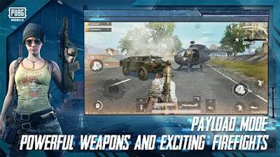 لعبة pubg mobile 4