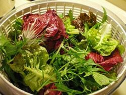 Benefits of Leafy Salad Greens