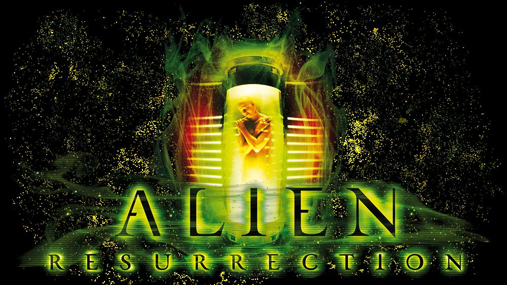 Alien: Resurrection 1997 [English-DD5.1] 720p BluRay