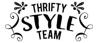 thrifty style team logo