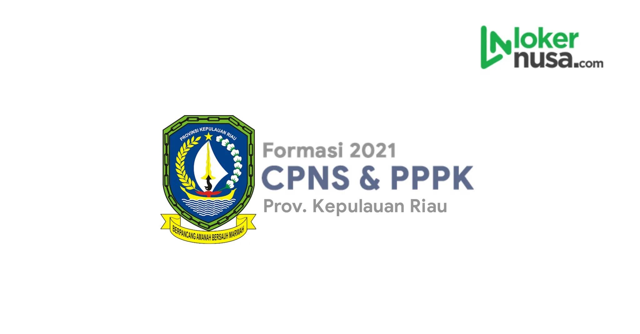 CPNS Kepulauan Riau