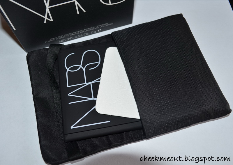 Nars Light Reflecting Setting Powder Pressed Review My