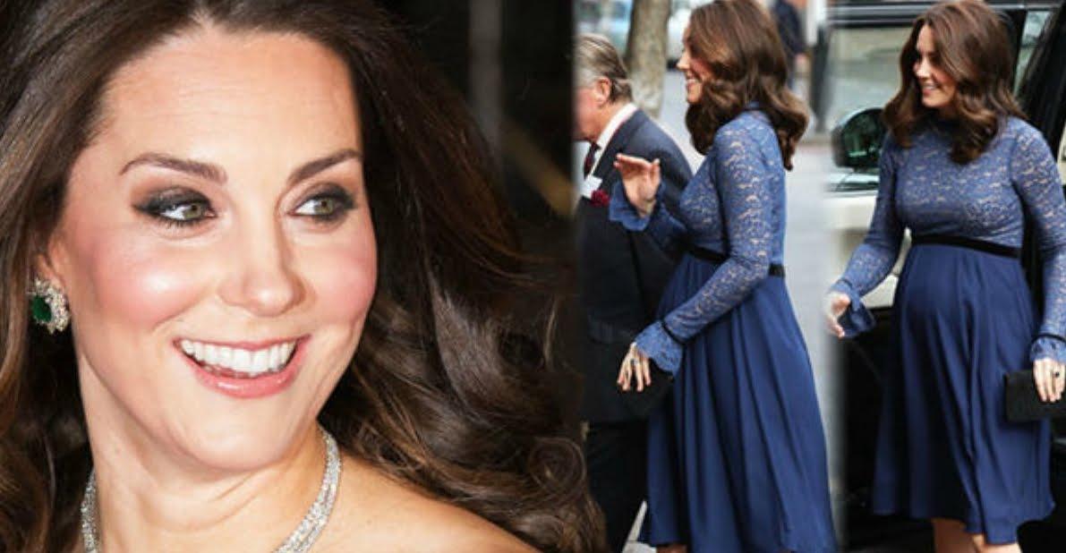 Kate Middleton super felice per trovare il nome del terzo Royal Baby
