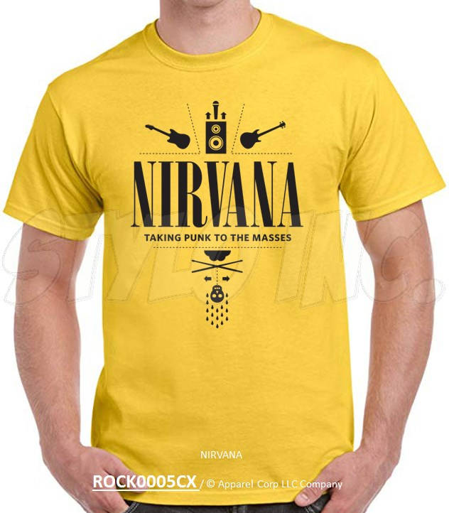 ROCK0005CX NIRVANA