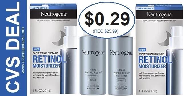 Neutrogena Epic Beauty Event CVS Deal 8-29-9-4