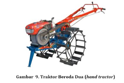 Mengenal Macam-macam dan Jenis-jenis Traktor