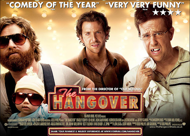 The Hangover movieloversreviews.filminspector.com film poster