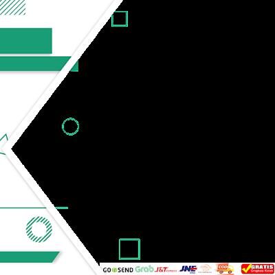 Template Frame Bingkai Produk Kosongan PNG HD 2