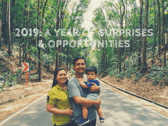 The Year 2019: thankful for its surprises and opportunities