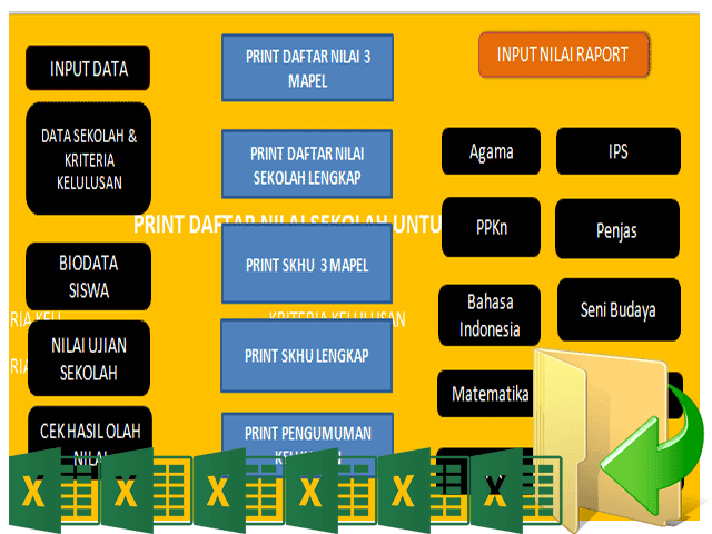 Download Administrasi Guru Aplikasi SKHU 2016