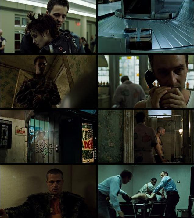 Fight Club 1999 Dual Audio Hindi 720p BluRay