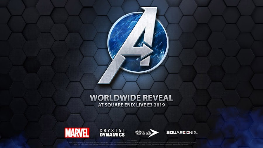 marvels avengers game square enix e3 2019 pc ps4 xb1