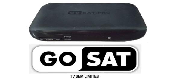 Gosat Pro Atualização V1.90 - 26/05/2021