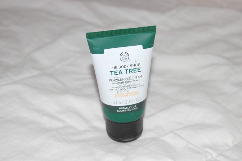 bb crème tea tree