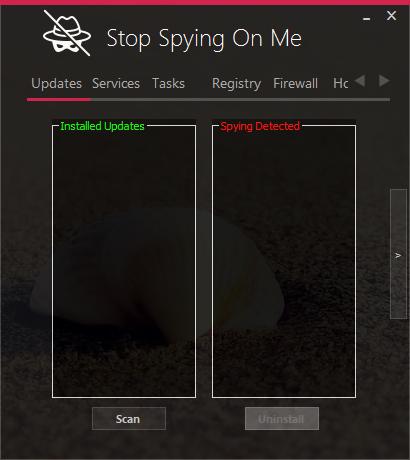 حصريا برنامج منع التجسس في الويندوز 7, 8.1, 10 من برمجتي