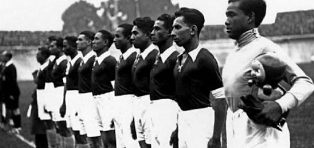 Indonesia di Ajang Piala Dunia 1938